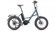 Cube Cube Compact Hybrid Sport blue´n´red