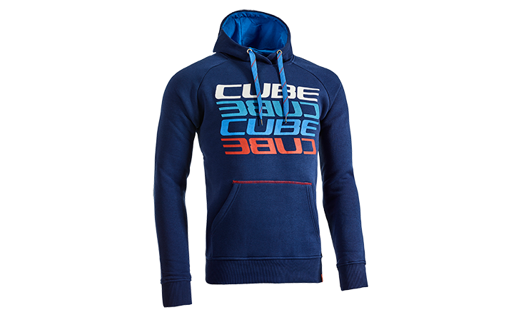 Cube Hoody Mirrored Letters