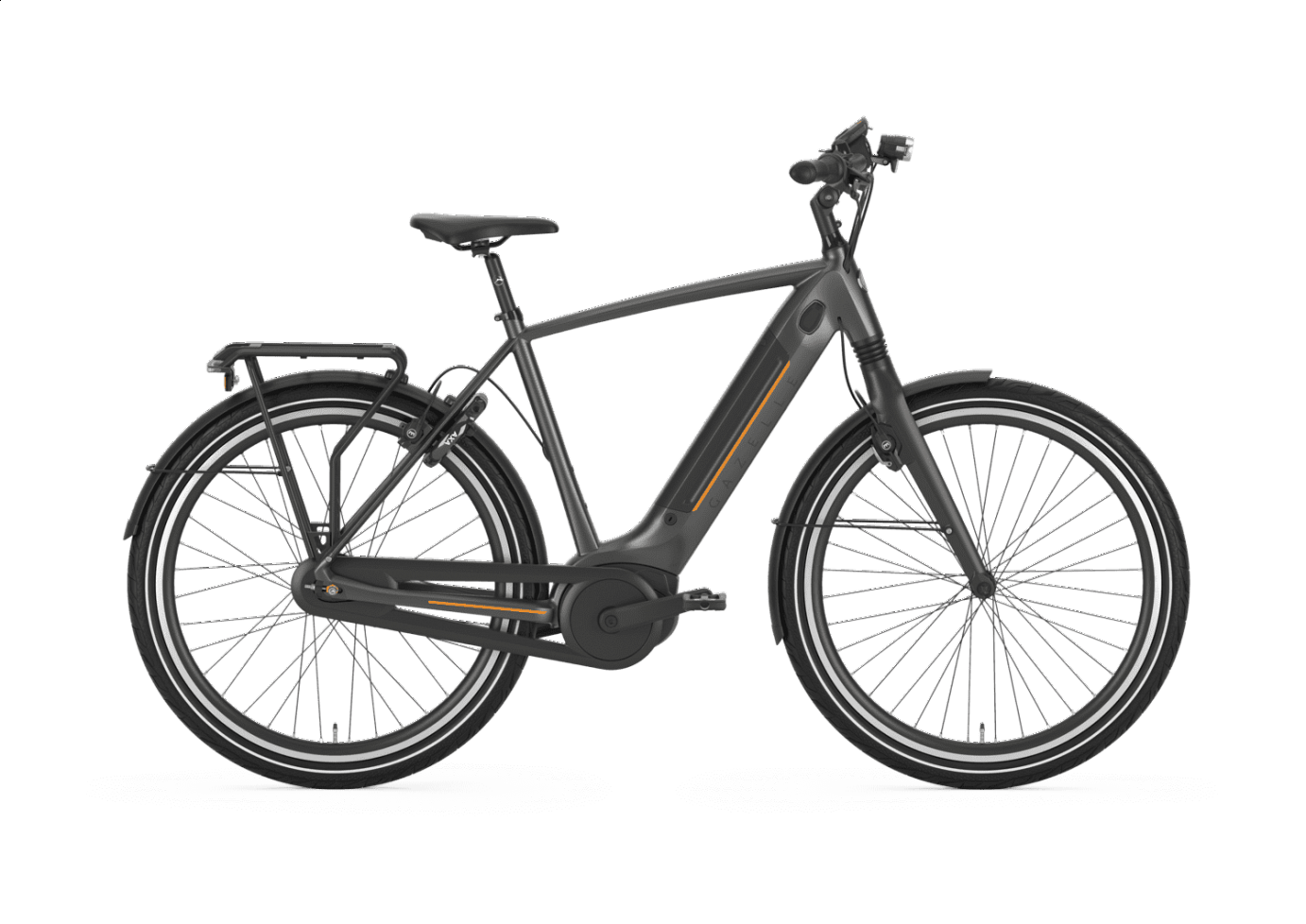 Gazelle Ultimate C8+ HMB integrated 500Wh
